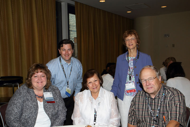 Members of OSU, Essentia, and Middlesex Teams at IPFCC's International Conference