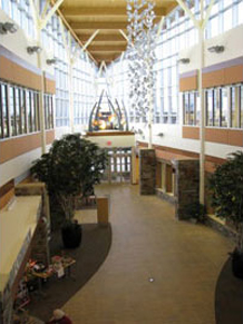 Bridge toward the patient care in Perham Health Hospital