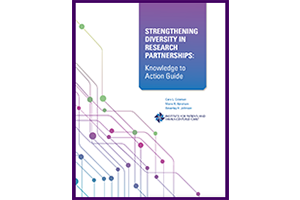 Strengthening Diversity in Research Partnerships